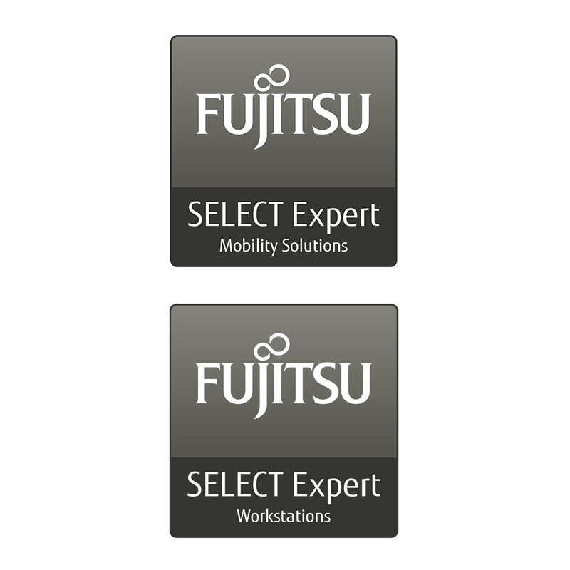 Business-IT: Fujitsu Partner SELECT Expert Mobility Solutions und SELECT Expert Workstations
