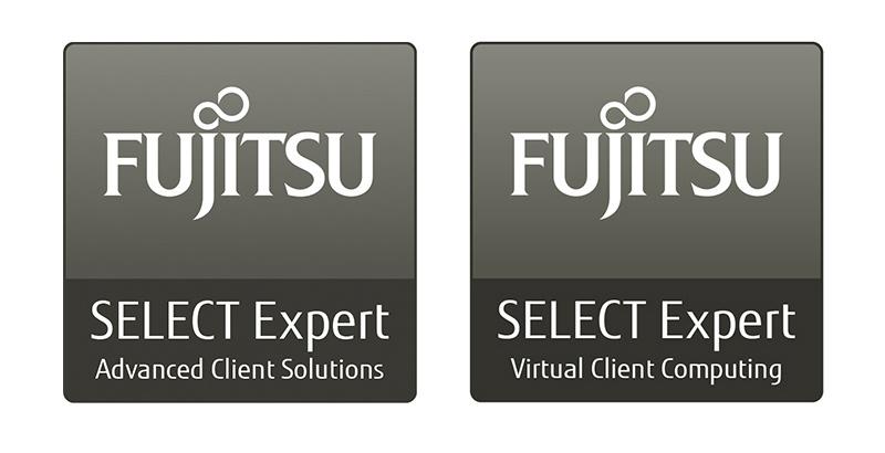 Fujitsu Partner - Logos