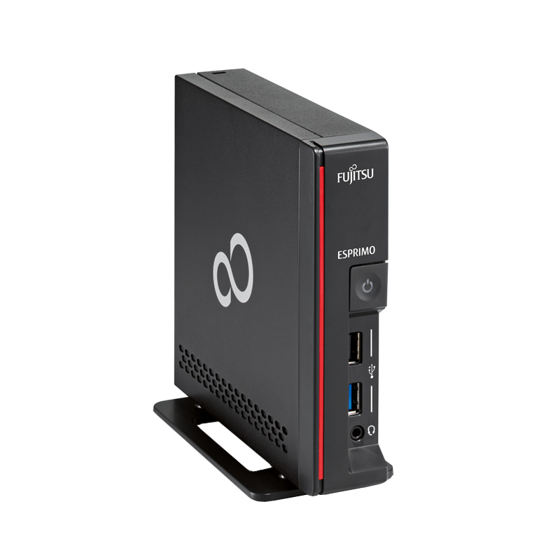 Business IT: Fujitsu Mini-PC G558